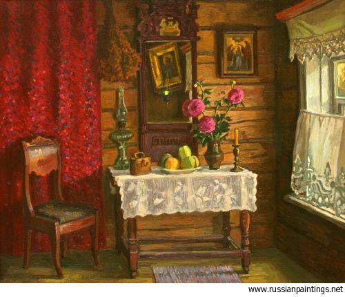 Finogenova Mlada - 'Holiday in House'