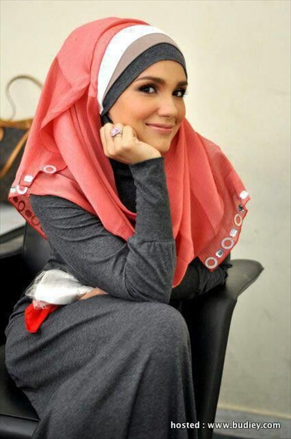 Hijab Fashion 2014 - Fluctuate In the Various Territories   Hijab 2014