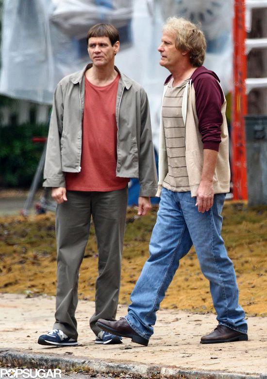 Jim Carrey and Jeff Daniels Dumb and Dumber 2 YES!