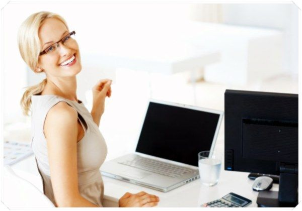 Incorrect work habits would lead to disorder and symptoms of the disease coming, then this is easy tips so that you are always healthy when in the Office