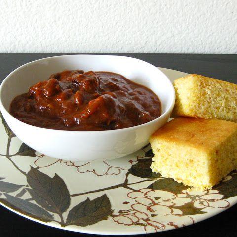 Beef, Pork And Pinto Bean Chili | Chili Recipes | Pinterest | Pork ...