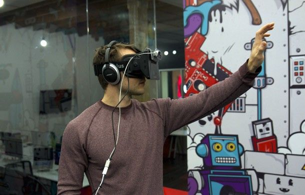 Virtual Reality Startups Look Back to the Future - LiveBox #LiveBox  #virtual #reality #privatecloud