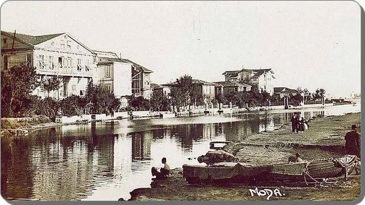 """""""@IstanLOOK: Bilmediğimiz Kurbağalıdere  (1900'ler) """""""