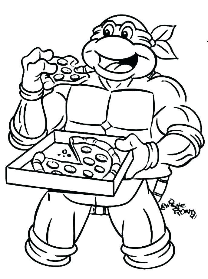 Ninja Turtle Coloring Page Youngandtae Com Ninja Turtle Coloring Pages Turtle Coloring Pages Ninja Turtle Drawing