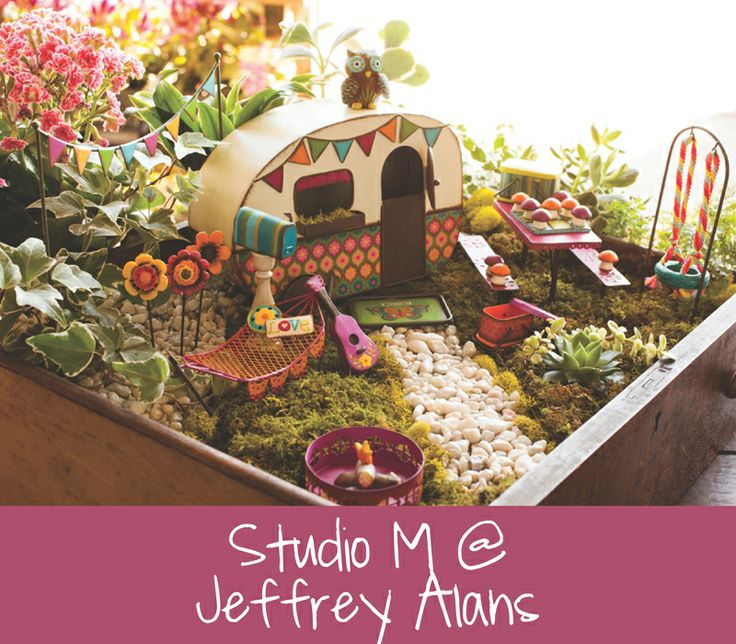 17 Best Images About Miniature Fairy Gardening On