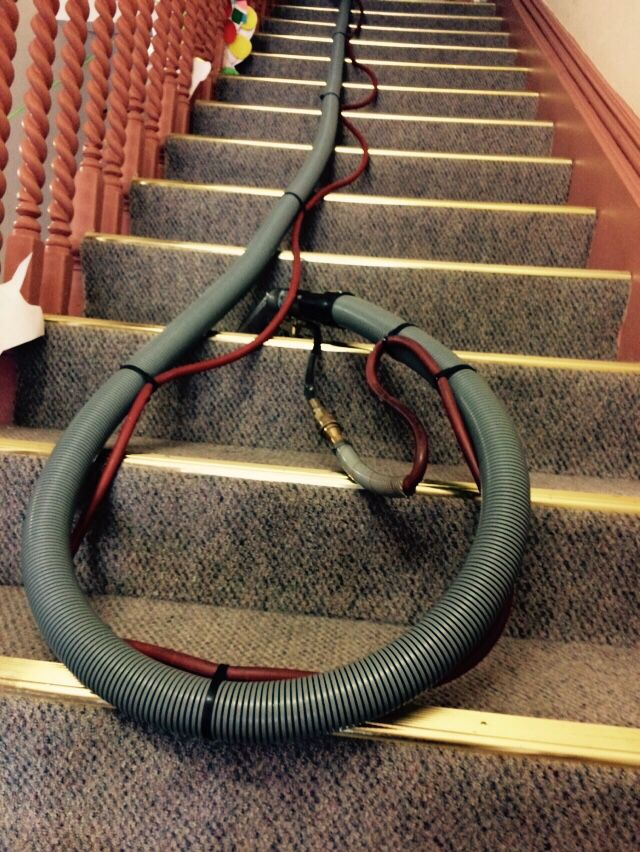 When you do carpets don't forget to stairs get done..  Call us on 02 86265885 or send your enquiry on http://whitespotcleaning.com.au/?page_id=74