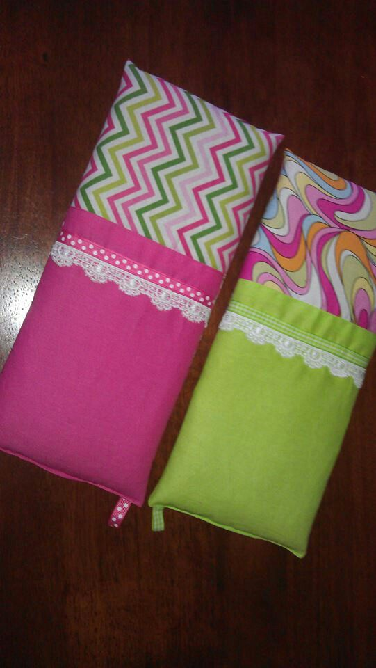 Lime green or Hot pink? Chevron or Lollipop swirl? I cant decide, love these Wheat Packs