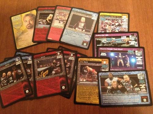 WWE WWF Raw Deal Spike Dudley Lot X15   eBay