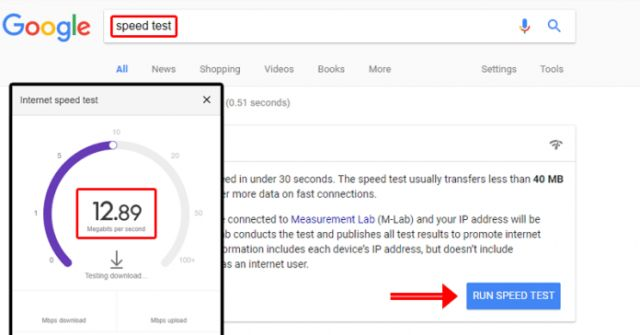 We all know very well that the tech giant Google is a famous tech company and we should thank its search engine first and many other products such as the Android operating system for example. However, recently, the tech giant Google integrated an efficient tool to its search, a new speed test... http://codetech.ga/google-speed-test-tool-how-to-use-new-google-tool-added-to-google-search/