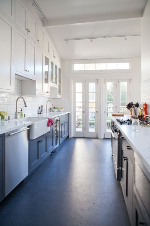 Nearly Perfect Neutral Paint Colors. Upper CabinetsWhite CabinetsKitchen ...
