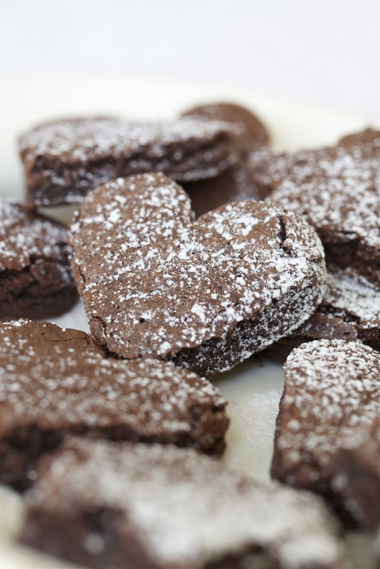 Livs Lyst-jul brownies