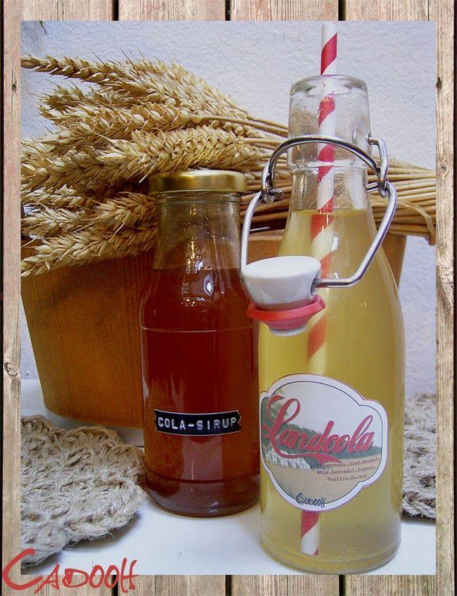 Cadooh: Cola aus Cola-Sirup: die Landcola