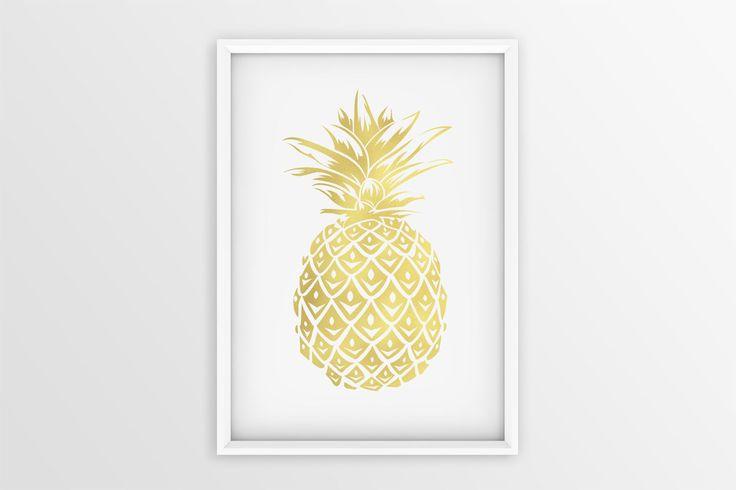 stencil stencils pineapple instant printable