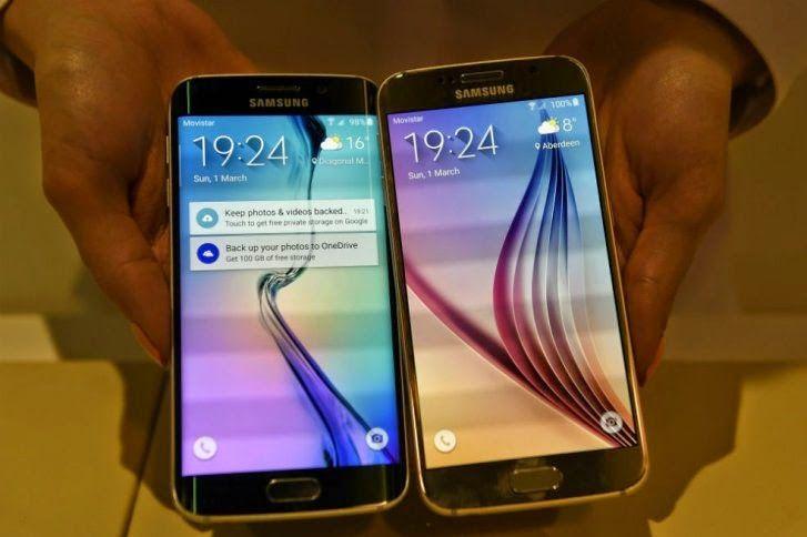 Samsung llega con dos Galaxy S6 para destronar al iPhone 6 | RevoluTegPlus