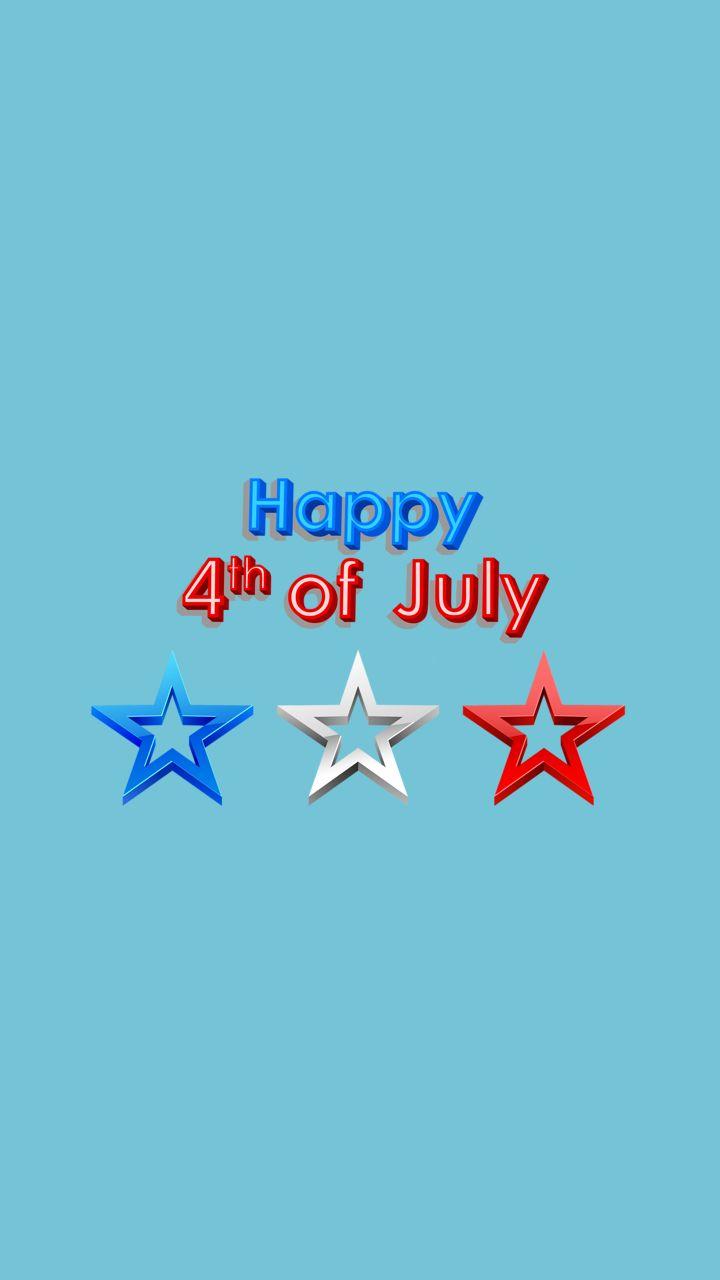 Happy Of July Wallpaper