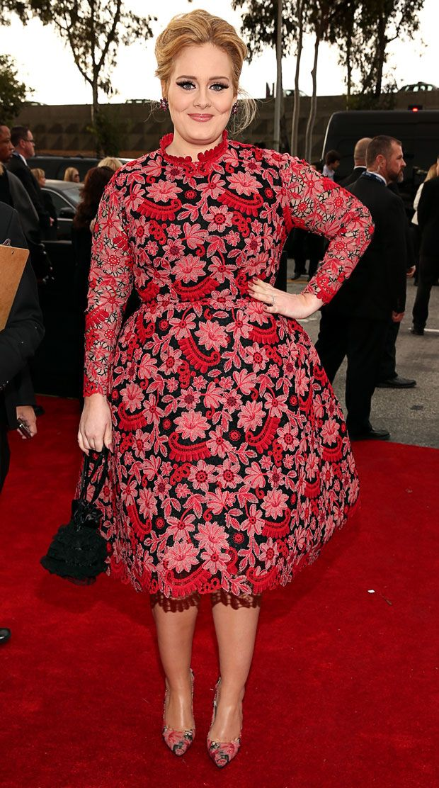 Adele Looks Thin in Selfie With Katy Perry — See the Before and After! (PHOTOS)