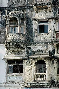 Abandonada en la India
