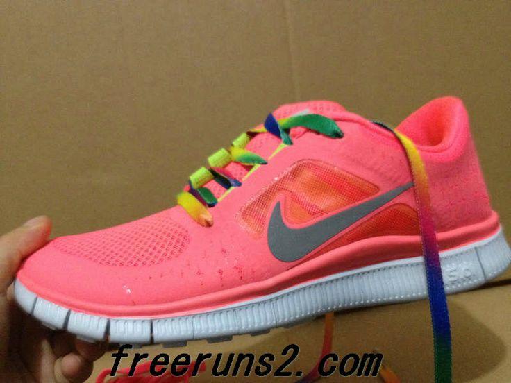 Nike Free Run 3 Hot Punch Womens Nike Free, #cheap #nike #free, tiffany blue nikes, hot punch nikes