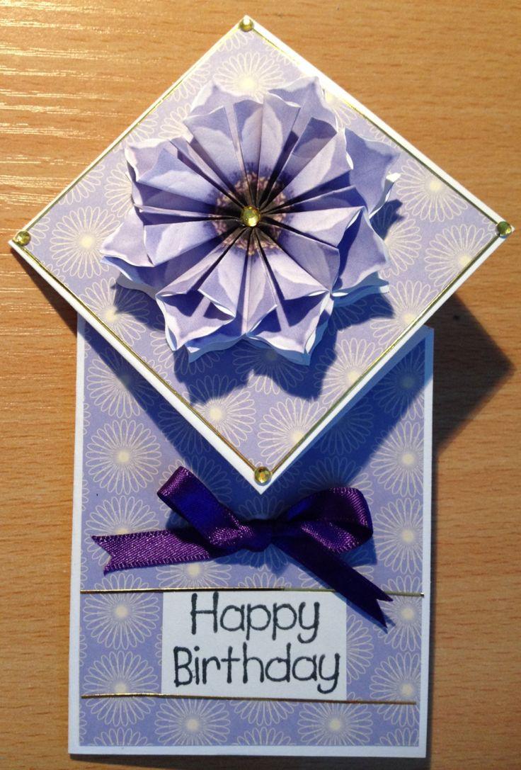 53 Best Images About Cards Tea Bag Folding On Pinterest