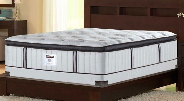Stearns And Foster King Mattress Sale