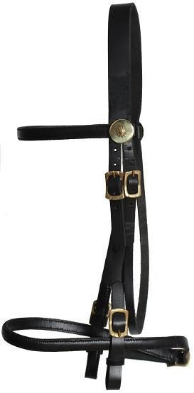 Bridle Leather Traditional Baroque