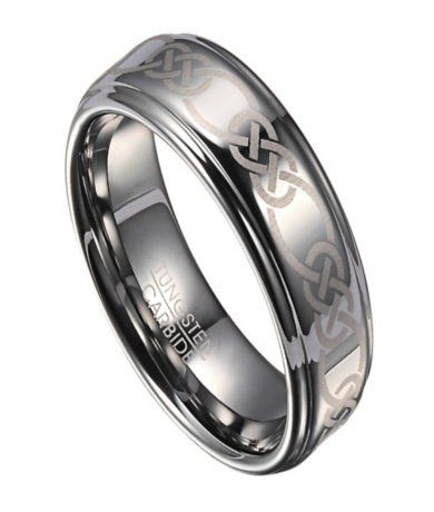 Best 25 Celtic Wedding Bands Ideas That You Will Like On Pinterest Celtic