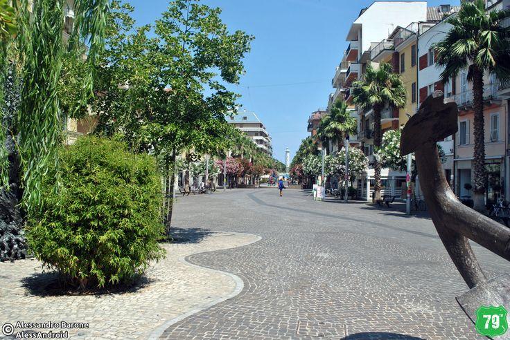Via Secondo Moretti  #SanBenedettoDelTronto #Marche #Italia #Italy #Viaggio #Viaggiare #Travel #AlwaysOnTheRoad