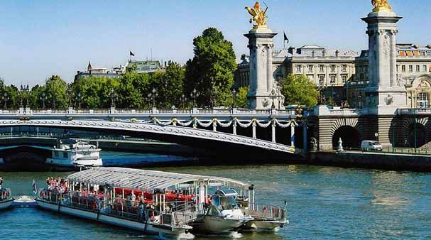 Save ?13 on a Paris River Cruise!
