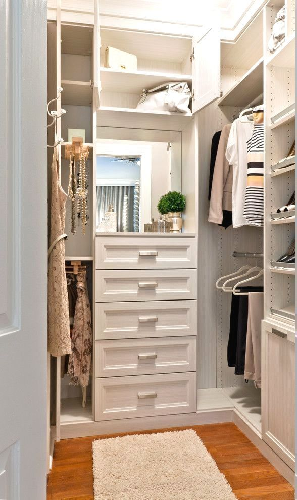 There Are Several Important Tools And Stuff That Would Need To Design And Alloca Organizing Walk In Closet Closet Layout Small Master Closet