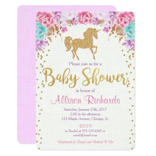 393 best images about pink baby shower invitations on pinterest, Baby shower invitations