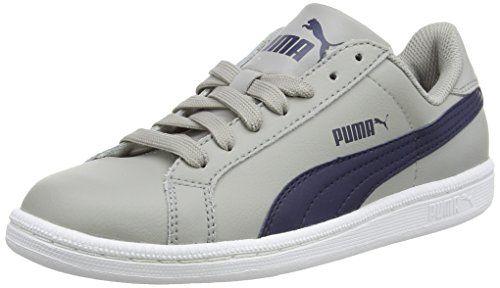 Puma Smash L Unisex-Erwachsene Sneakers, Beige (drizzle-peacoat), 40 EU - http://on-line-kaufen.de/puma/40-eu-puma-smash-l-unisex-erwachsene-sneakers-4
