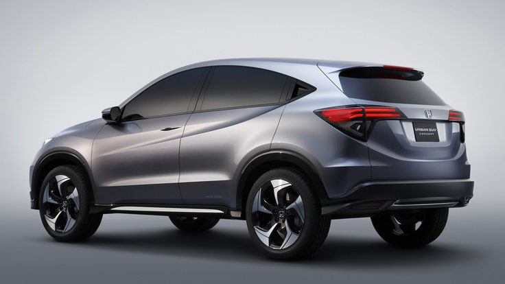 Honda Urban SUV Concept. Click on the above image for more photos and information. (American Honda)
