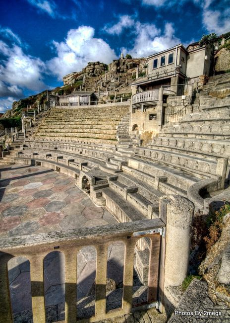 The Minack Theatre. Cornwall's world famous open-air theatre. minack.com