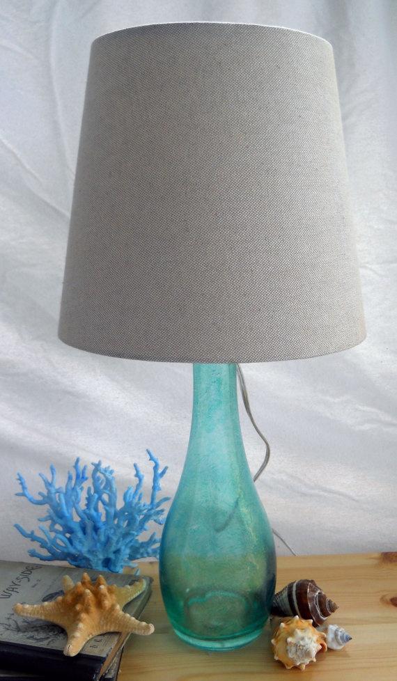 newest lamp golden green...