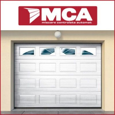 MCA Grup Romania - Garage Door