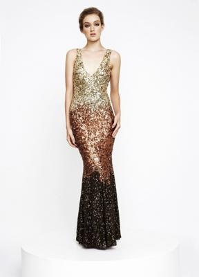 Rachel Gilbert 'Shivaun' Gown