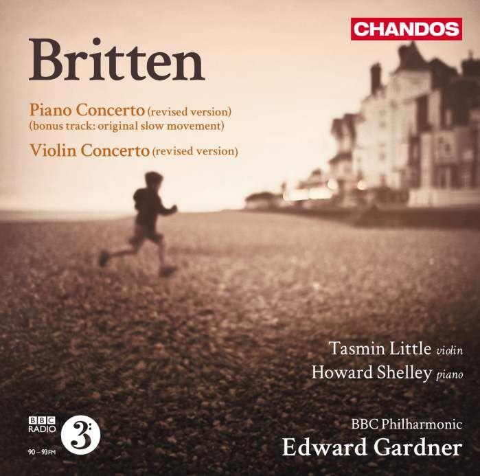 Benjamin Britten – Piano Concerto, rev. 1945 – BBC Philharmonic Orchestra, Howard Shelley, Edward Gardner