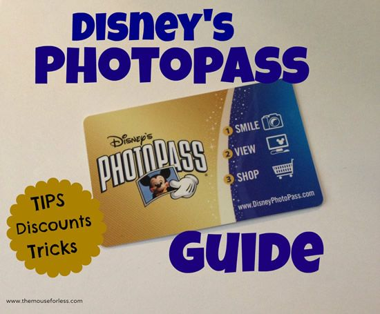 Disneys PhotoPass Guide from themouseforless.com #DisneyWorld #Vacation
