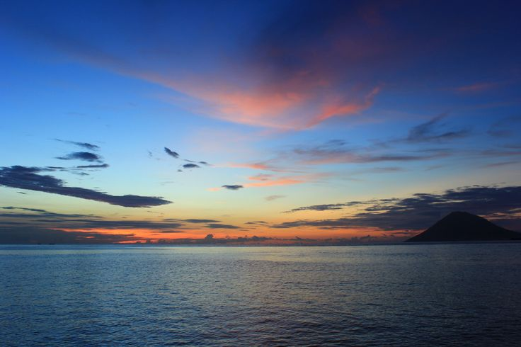 In love with the sky Grand Luley Resort Manado