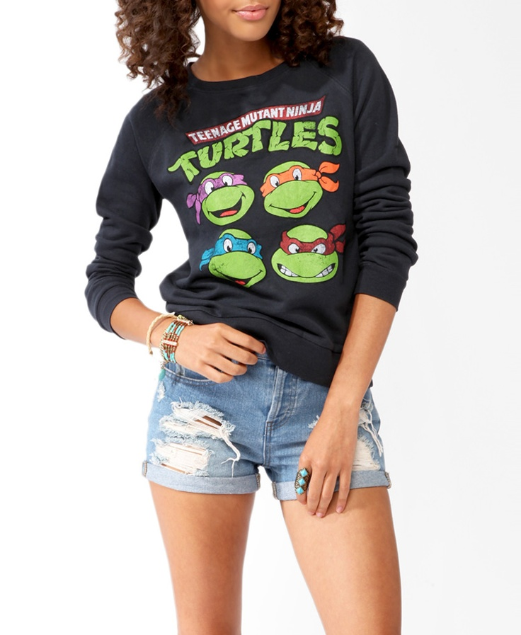 Teenage Mutant Ninja Turtles™ Pullover | FOREVER21 - 2018636849