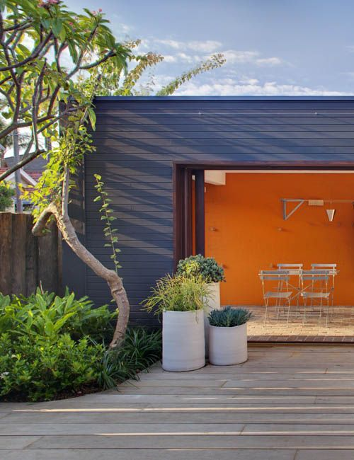 BONDI BEACH PAD | alwill  #outdoor #featurewall #deck