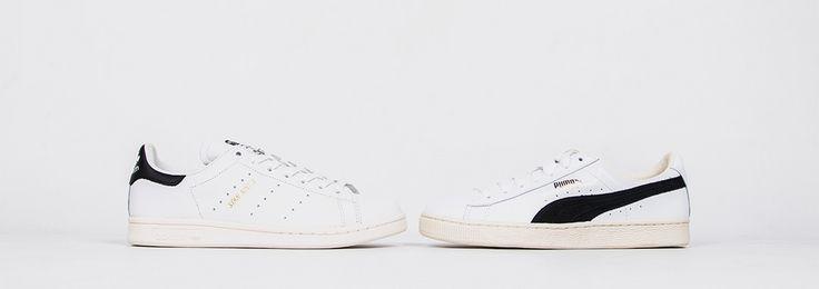 Adidas vs. Puma blog --> https://www.omoda.nl/blog/inspiratie/adidas-vs-puma/ ?utm_source=pinterest&utm_medium=referral&utm_campaign=adidasvspumablog10-05-17&s2m_channel=903