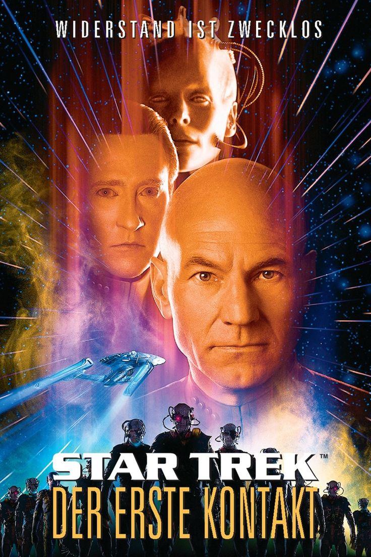 Star Trek   Der Erste Kontakt (1996)   Filme Kostenlos Online Anschauen    Star