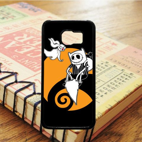 Adventure Time With Jack Skellington Samsung Galaxy S7 Case