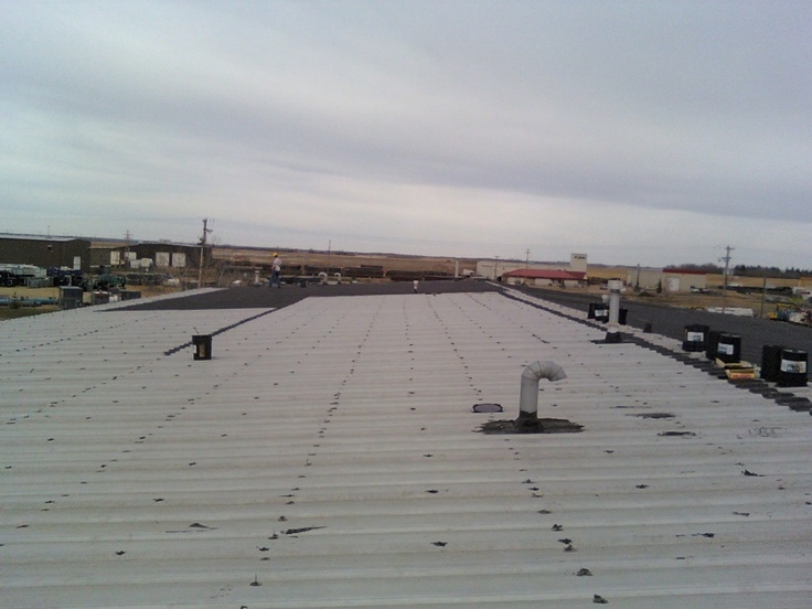 17 Best Images About Low Slope Roofing On Pinterest