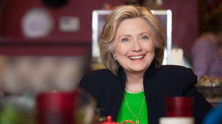 La candidata demócrata Hillary Clinton compra una nueva casa de recreo cerca de su residencia principal en Old House Lane, Chappaqua.