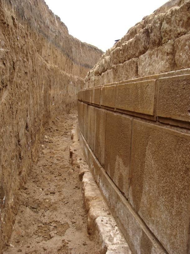 Inside the corridor - Amphipolis Makedonia