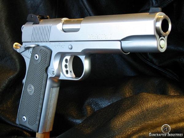 Guncrafter Industries - .50 GI 1911 (Model No. 1)   1911 ...