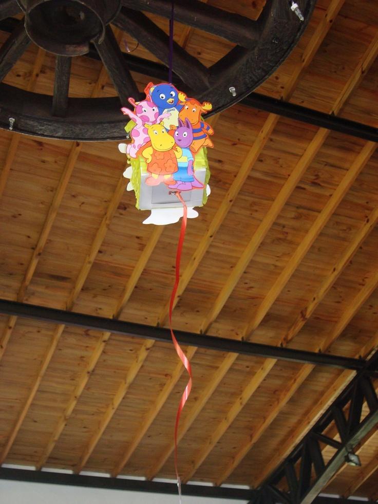 Piñata tematica
