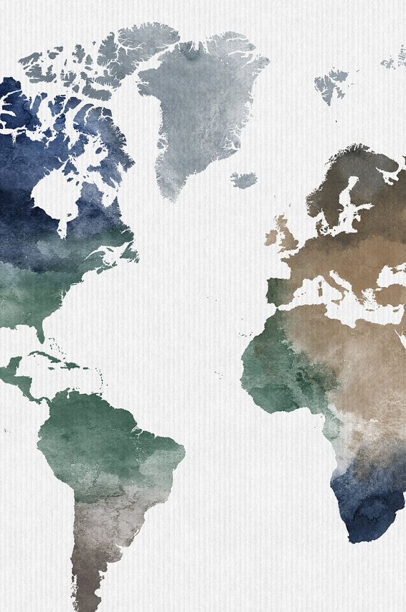 326 best Maps images on Pinterest Iphone backgrounds, Background - copy 3d world map hd wallpaper